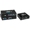 NTI VOPEX-C5VA-8C VGA Splitter/Extender with Audio via CATx to 600 Feet - 8-Port