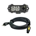 XIRIUM PRO US NXP-TM-ANA Transmitter TX Analog Line Input Module - Includes NKXPF-5-15-3 PowerCon Cable