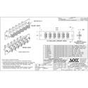 OCC 6112SMDLC LC Adapter Plates - SingleMode