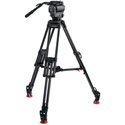OConnor C1030D-30L-M 1030D Head & 30L Tripod with Mid Level Spreader & Case