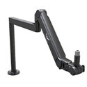 O.C. White ULP-12R ProBoom Ultima LP Adjustable Mic Boom with 12 Inch Fixed Horizontal Arm - Tools & Riser Assembly