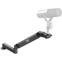 O.C. White ULP-MB ProBoom Ultima LP Adjustable Mic Boom with 12 Inch Fixed Horizontal Arm - Install Tools Included
