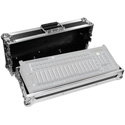 Odyssey FRLC04 Flight Ready 4 Space 19 Inch Rackmount Light Controller Case