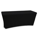 Scrim Werks 6FT Table Slip Screen - Black