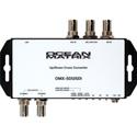 Ocean Matrix OMX-SDI2SDI SDI to SDI Reclocking Up Down Scaling Converter with Frame Synchronization