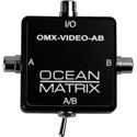 Ocean Matrix Composite Video RCA Input Expander Switch