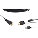 Opticis HDFC-200D-10 HDMI 2.0 Active Optical Cable (Detachable) 10 Meter