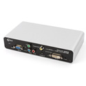 Opticis OMVC-200 Multi-Format to 1 fiber DVI converter