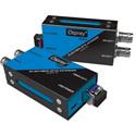 Osprey 3GSFE 3G-SDI to Fiber Converter with 20Km Range