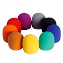 On Stage Stands ASWS58C9 9 Color Windscreen Pack