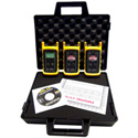 Optical Wavelength Labs KIT-Z2-D285ST-L213ST ZOOM 2 / Dual OWL 850 / Laser OWL 1310 MM/SM Test Kit - ST Option