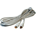 RCA Male to Female Audio Cable 25ft