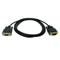 Tripp Lite P454-006 Null Modem Gold Cable DB9M/F - 6 Ft
