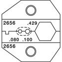 Greenlee PA2656 1300/8000 Series N-Type Coax Die