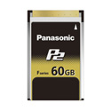 Panasonic AJ-P2E060FG 60 GB F Series P2 Memory Card