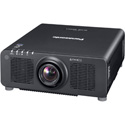 Panasonic PT-RZ120BU WUXGA Resolution 12600 Lumens Laser 1-Chip DLP Projector with Standard Zoom Lens - Black