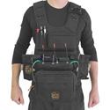 PortaBrace ATV-Z8 Audio Tactical Vest for the Zoom F8 Recorder - Black