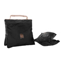Portabrace SAN-40XLB Sand Bag Holds up to 45 lbs.  - Black