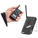 DSAN PerfectCue Mini Cue Light with 3 Button Remote & Green Laser