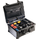 Pelican Mobile 1560SC Digital Case with Customizable Padded Divider Set