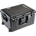 Pelican 1637 Air Case with Logo and Foam - Black