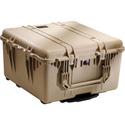 Pelican 1640 Protector Transport Case with Foam - Desert Tan