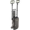 Pelican 9460M Remote Area LED Lighting System with Black Mobility Case - Gen 3 - Yellow