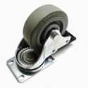 Penn-Elcom 4359/B 3.5 Inch Total Lock Swivel Caster with Brake