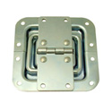 Penn Elcom Flight Case Hinge with Lid Stay Offset Zinc