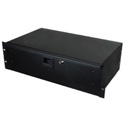 Penn Elcom R1293K/10 3U Rack Drawer - 10 Inch Deep