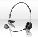 Telex PH-8S Single-Sided Headset for Use with Sony Camera Only