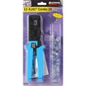 Platinum Tools 100008 EZ-RJ45 Std Crimper / Cat 5 Connector Pack