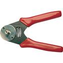 Platinum Tools 13010 20-26 AWG 4-Way/8 Point Indent Ratchet Crimp Tool