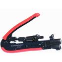 Platinum Tools 16213C SmartSeal Compression Crimp Tool for RG59/RG6/RG11 Cable & BNC/F Connectors