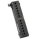 Platinum Tools 650-12C5 12 Port Cat5e Non-Shielded Patch Panel