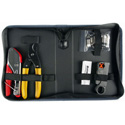 Platinum Tools 90135 Basic F Compression Coax Kit