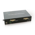 PureLink DVI-DOC-F Fiber Optic Digital Signal Isolator