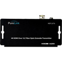 PureLink HOF 2.0 TX HDTools Transmitter for 4K HDMI over Fiber Extension System - RS-232 to 1 LC Fiber