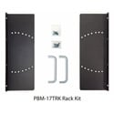 Plura PBM-17TRK Tilt Rack Mount for 17 Inch Monitors PBM-217/PBM-317/PBM-219