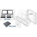 Plura PBM-310RKB Blank Plate for PBM-310RK