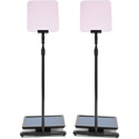 ProLine StagePro Pair 17 Inch Teleprompter