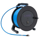 ProReel Series Shielded Category 6 Integrated Cable Reel with Built in RJ45 Jack in Hub - 328 Foot