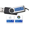 Prompter People  Flip-Q Pro Teleprompting Software for PC and Mac on USB Dongle