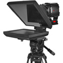 Prompter People UF-12 UltraFLEX IPAD PRO Teleprompter with 12 Inch Monitor