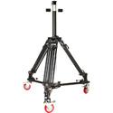 Davis & Sanford PSGAIRLIFT25B Pedestal Deluxe 25 lb Capacity Pneumatic Centerpost Tripod