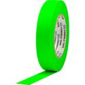 Pro Tapes Console Tape 1 Inch x 60 Yard - Fluorescent Green
