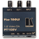 Kramer PT-102VN 1X2 Video Distribution Amplifier