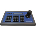 PTZOptics Second-Generation Easy-to-Use RS-232 PTZ Joystick Controller with Sturdy Metal Case (US Style Power)