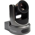 PTZOptics 20X Optical Zoom - USB 3.0 IP Network RJ45 HDMI CVBS - 1920 x 1080p - 60.7 Degree FOV (Gray) US Style Power