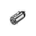 Switchcraft QG3F Female XLR Standard Latchlock 3-Pin